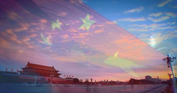 共筑中国梦祖国昌盛党政歌曲背景视频200秒视频