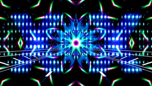 酒吧VJ舞蹈LED背景视频139秒视频