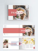 西点美食食品画册图片