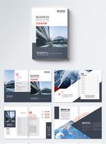 企业商务画册整套图片