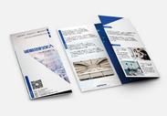 企业宣传折页图片