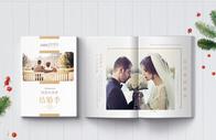 婚礼宣传画册整套图片