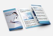 医疗宣传三折页图片
