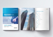 企业画册整套图片