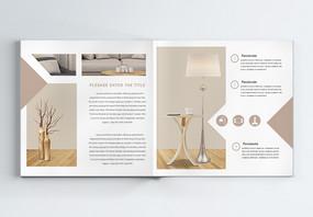 家具产品宣传画册整套图片