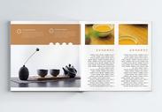 茶艺中国风画册整套图片