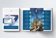 科技企业画册整套图片