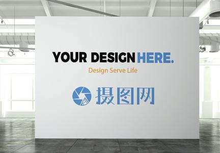 公司logo样机图片