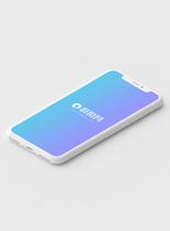 iPhone X手机展示样机图片