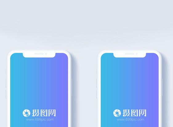 iPhone X手机样机图片