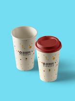 咖啡杯样机图片