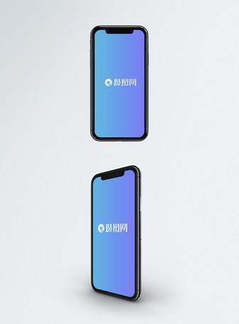 iphoneX手机样机