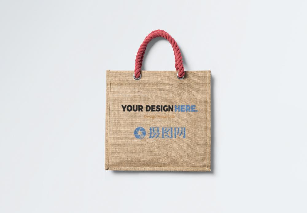 袋子包装样机图片