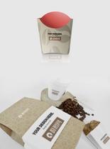 食品袋子包装样机图片