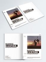 经典企业画册封面图片