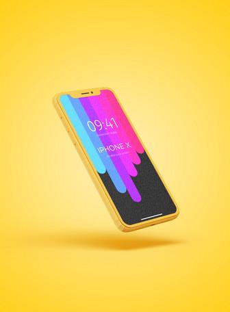 iPhone X手机样机