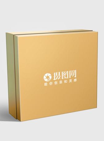 金色盒子包装