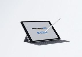 平板电脑电子设备样机图片