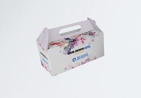 盒子包装样机图片