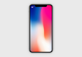 iPhone X苹果手机样机图片