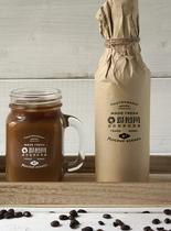 咖啡包装展示样机图片