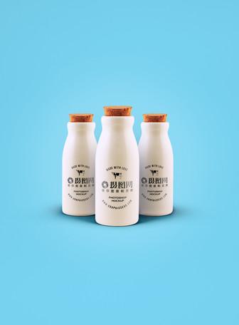 酸奶包装设计