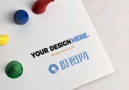 logo样机素材图片