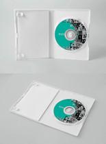 CD包装样机展示图片