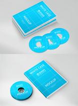 CD光盘盒包装展示图片