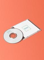 光盘包装样机图片