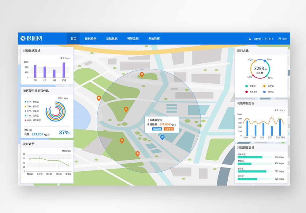 智城市展位_海报设计_v城市模板_智房地产海报平面设计图片