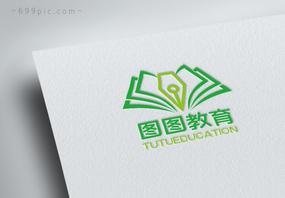 教育行业logo设计图片