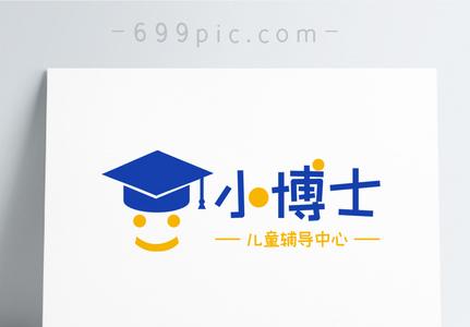 小博士教育行业logo图片