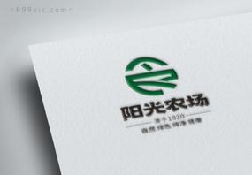 农业农场绿色logo图片