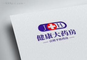 药店logo设计图片