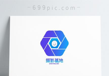 摄影图形logo设计图片