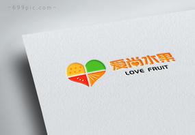爱尚水果logo图片
