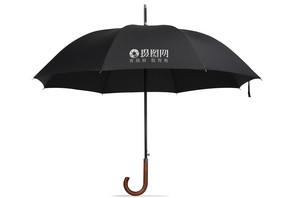 雨伞素材模板伞黑色简约风格样机图片