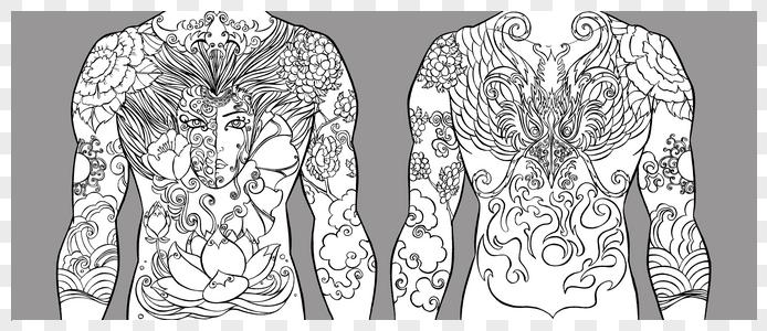 高清设计图片_纹身设计素材_纹身v高清纹身图慈溪市建筑设计公司都有哪些图片