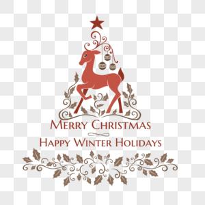 圣诞祝福语图片