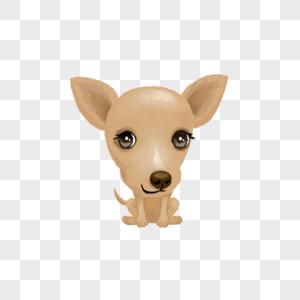 狗 小鹿犬图片