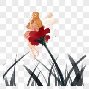 花精灵图片