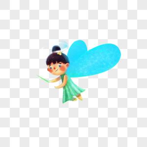 小仙女图片