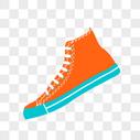 矢量鞋子图片
