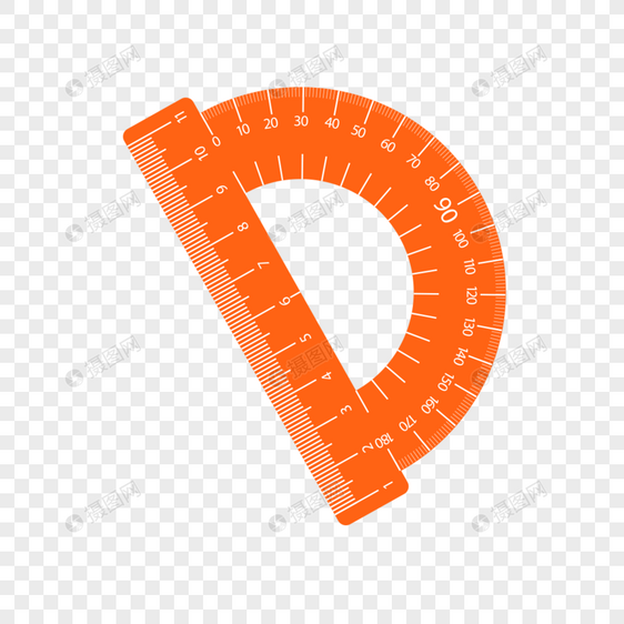 量角尺图片
