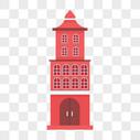 建筑房子图片