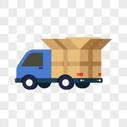 送货车图片