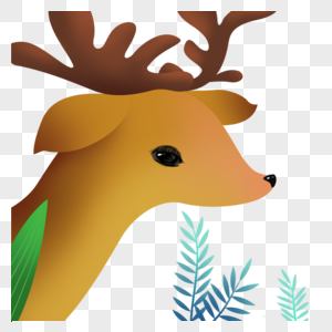 美丽的鹿图片