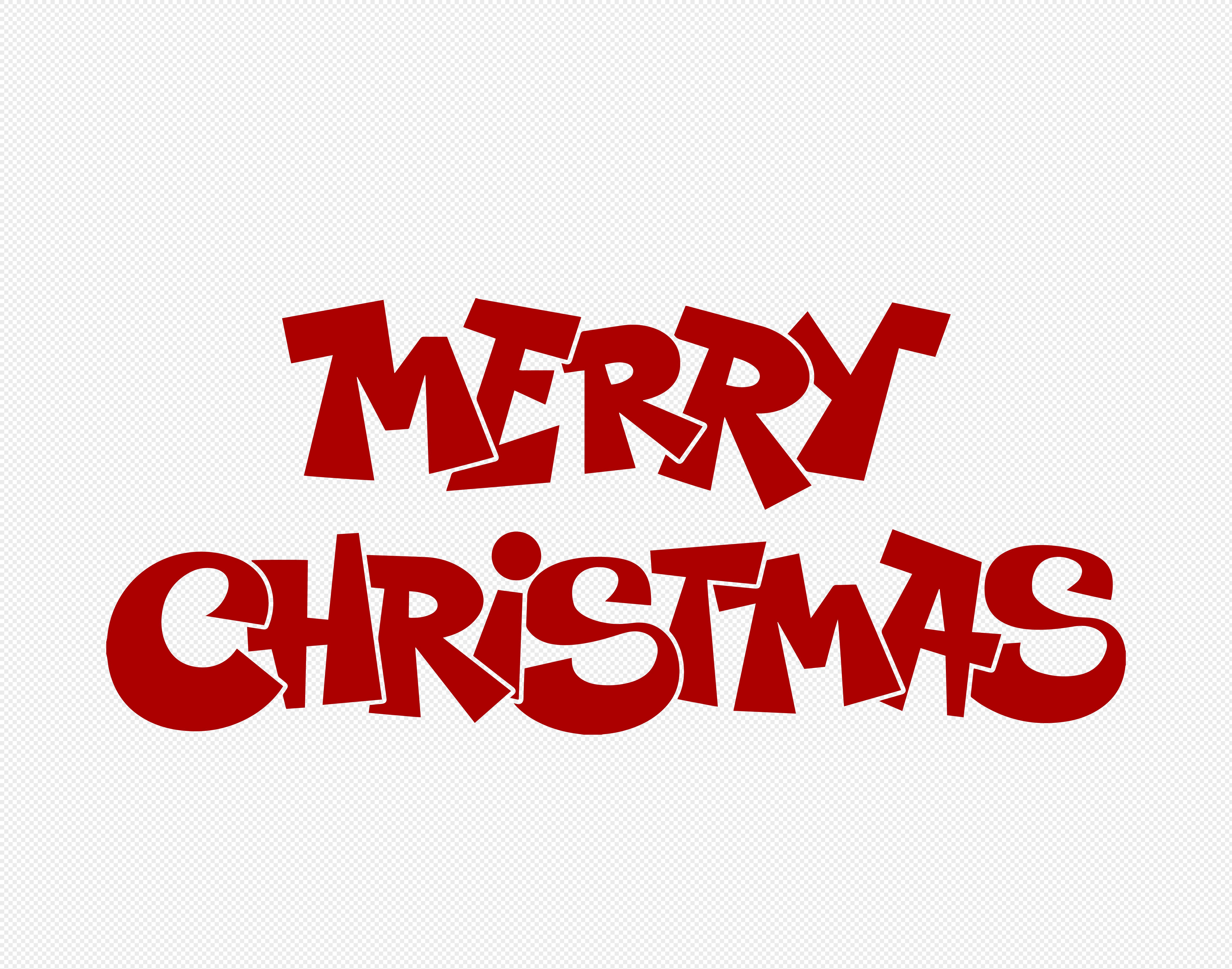 圣诞字体素材图片素材_免费下载_图片格式_vrf高清_摄