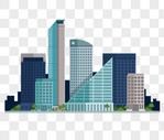 矢量城市图片